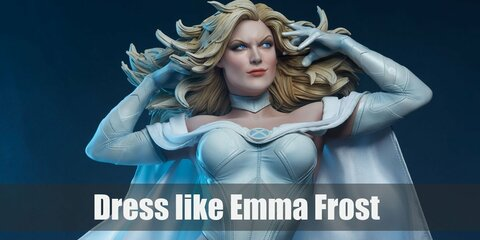 Dress like Emma Frost (X-Men) Costume