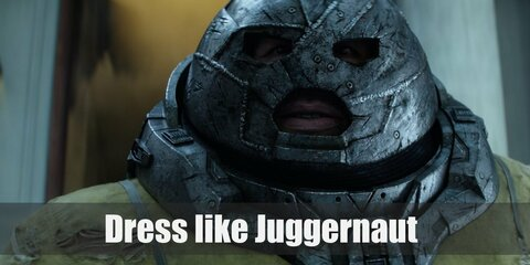 Dress like Juggernaut Costume