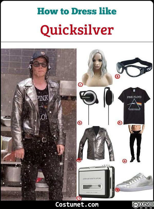 Quicksilver Cosplay \u0026 Costume Guide