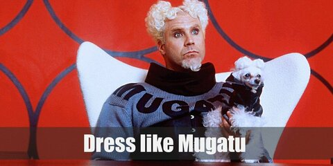 Dress Like Mugatu (Zoolander) Costume
