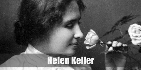 Helen Keller Costume
