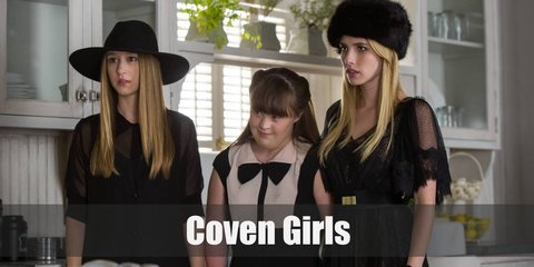 Coven Girls (American Horror Story) Costume
