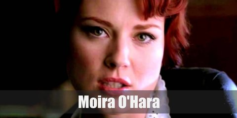 Moira O'Hara is a ghost who looks different to men and women. To women, she seems like a fun grandmother but to men, she's a seductress.