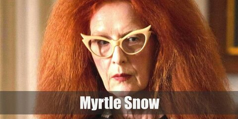 Myrtle Snow (American Horror Story) Costume