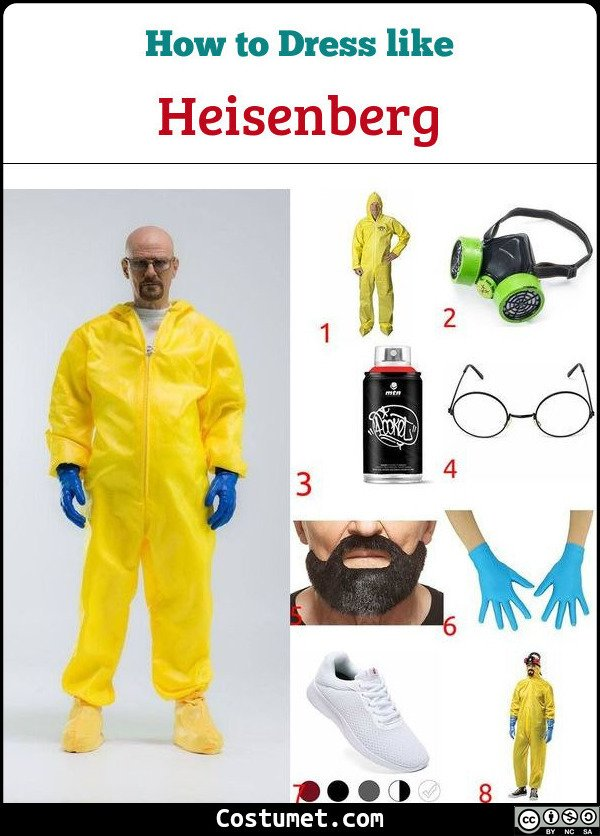 Heisenberg Costume for Cosplay & Halloween