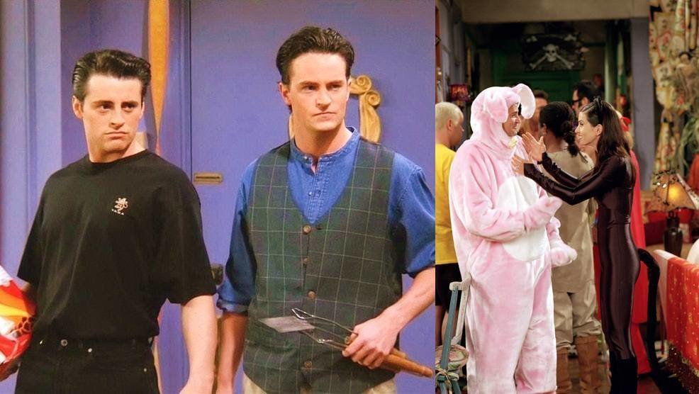 Chandler Bing Outfits