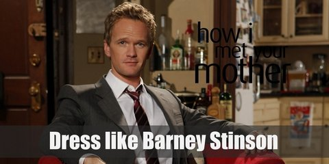 Barney Stinson (How I Met Your Mother) Costume