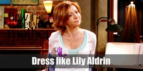 Lily Aldrin (How I Met Your Mother) Costume