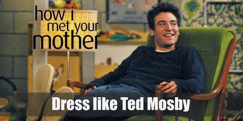Ted Mosby (How I Met Your Mother) Costume