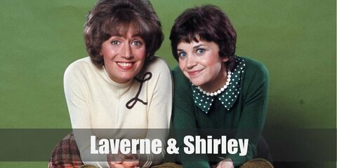Laverne & Shirley Costume