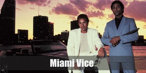 James Sonny Crockett (Miami Vice) Costume