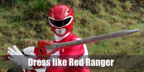 Red Ranger (Power Rangers) Costume