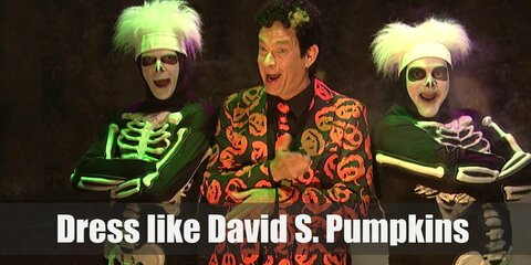 David S Pumpkins (Saturday Night Live) Costume