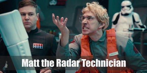 Matt the Radar Technician Costume