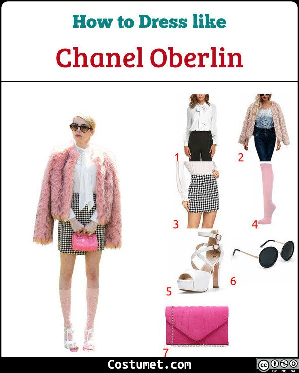 Chanel Oberlin Costume for Cosplay & Halloween