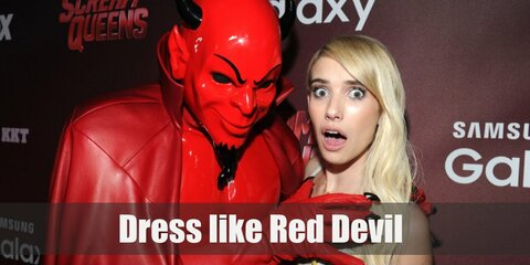 Dress Like Red Devil (Scream Queens) Costume