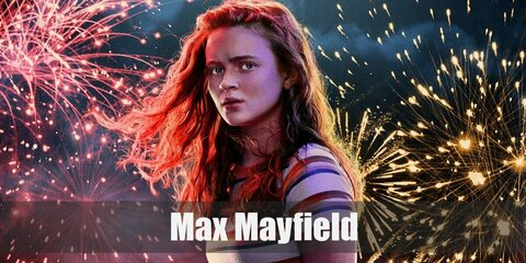 Max Mayfield (Stranger Things) Costume