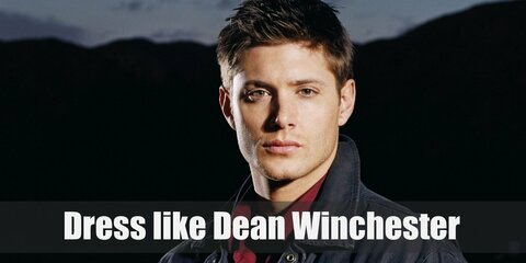 Dean Winchester from Supernatural Costume