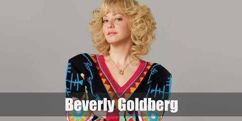 Beverly Goldberg (The Goldbergs) Costume