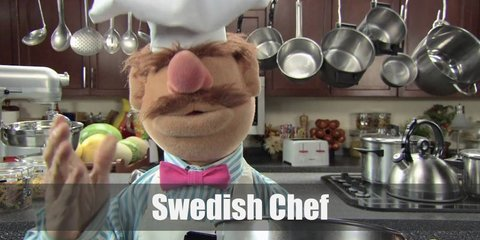 Swedish Chef (The Muppets) Costume