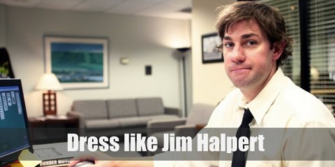 Dress like Jim Halpert Costume