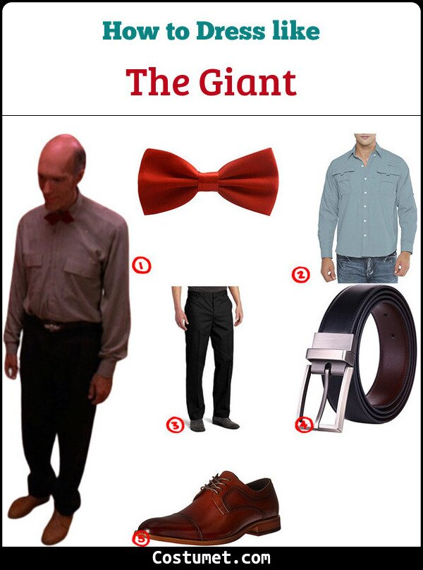 The Giant Costume for Cosplay & Halloween