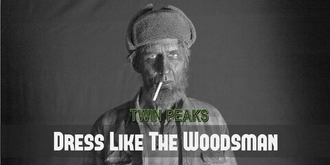 Because of the lack of information, the woodsmen are considered one of mysterious creatures in Twin Peaks