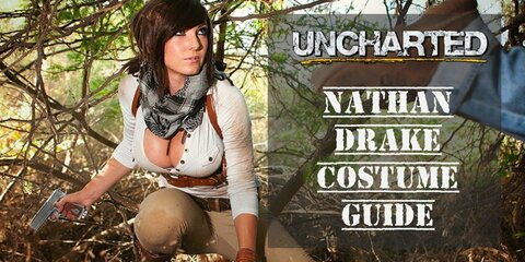 Dress Like Nathan Drake (Uncharted) Costume